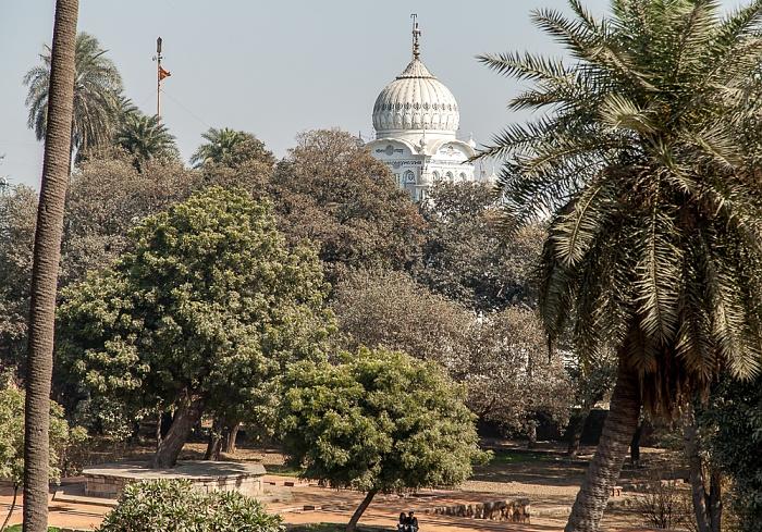 New Delhi: Humayun-Mausoleumskomplex Gurdwara Dam Dama Sahib