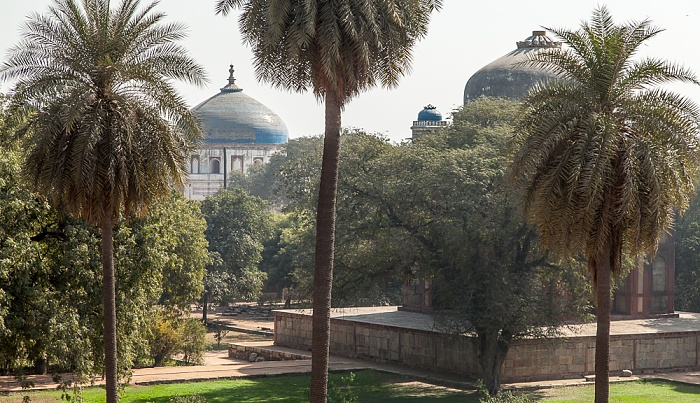 New Delhi: Humayun-Mausoleumskomplex Neela Gumbad