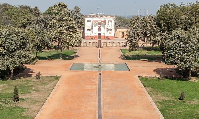 New Delhi: Humayun-Mausoleumskomplex