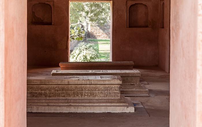 New Delhi: Isa-Khan-Mausoleumskomplex - Afsarwala Masjid (Mausoleum)