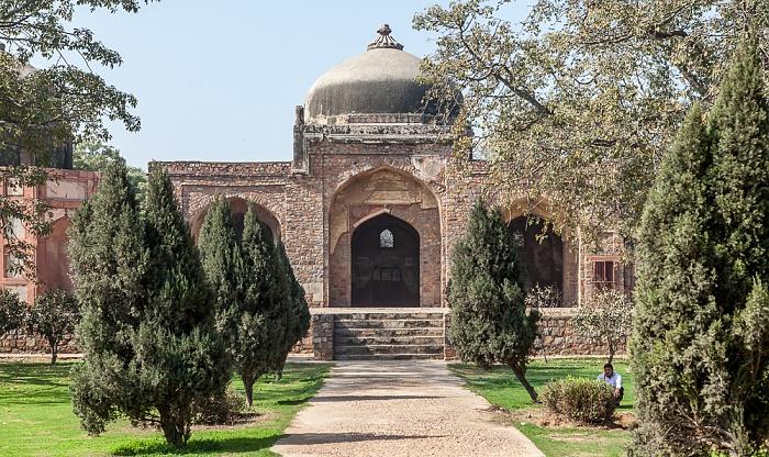 New Delhi: Isa-Khan-Mausoleumskomplex