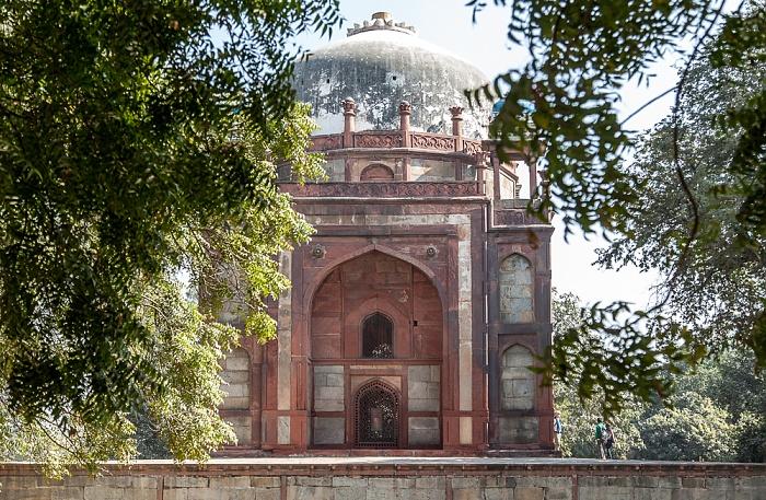 New Delhi: Humayun-Mausoleumskomplex - Barber's Tomb