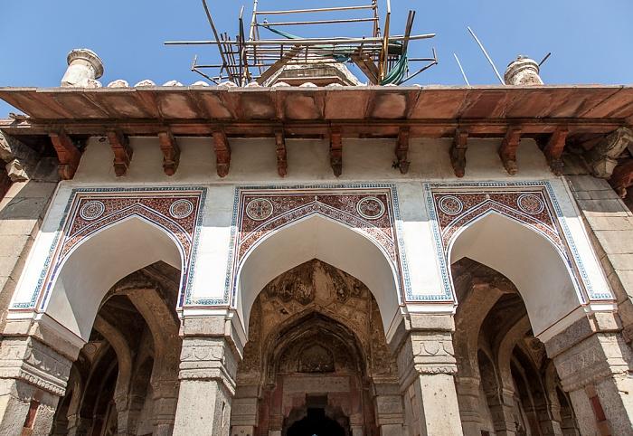 New Delhi: Isa-Khan-Mausoleumskomplex - Isa-Khan-Mausoleum