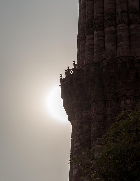 New Delhi: Qutb-Komplex - Qutb Minar