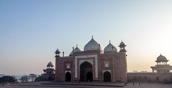 Agra Taj Mahal: Gästehaus (Mehmankhana)