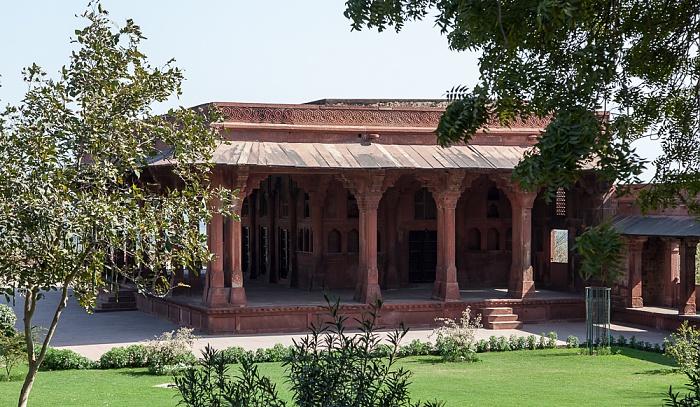 Fatehpur Sikri Königspalast: Daftar Khana