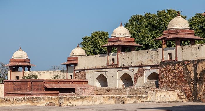 Fatehpur Sikri Königspalast