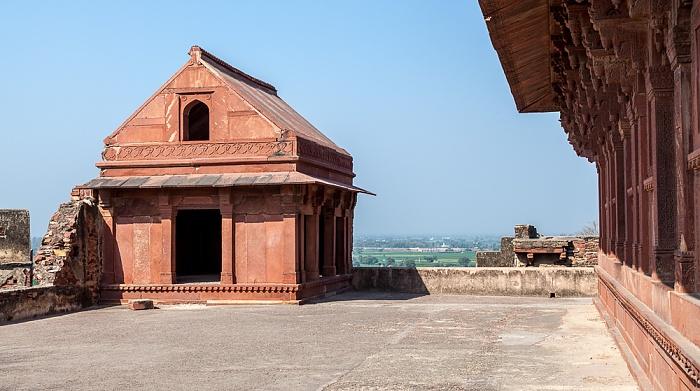 Fatehpur Sikri Königspalast: Security Office