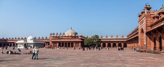 Fatehpur Sikri Jami Masjid (Dargah-Moschee)