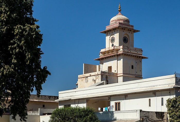 Jaipur City Palace: Clock Tower