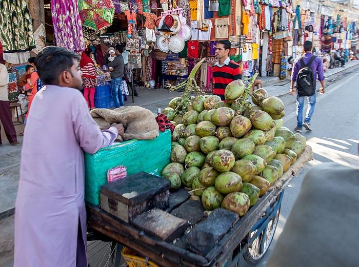 Jaipur Shardul Singh Rasta: Straßenhändler