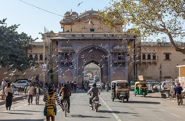 Jaipur Pink City: Tulsi Marg