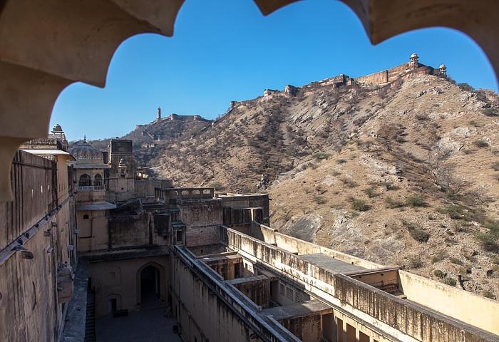 Jaipur Amber Fort, Jaigarh Fort
