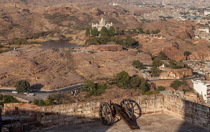 Jodhpur Mehrangarh Fort Jaswant Thada