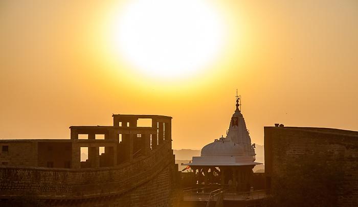 Jodhpur Mehrangarh Fort Chamunda Devi Temple