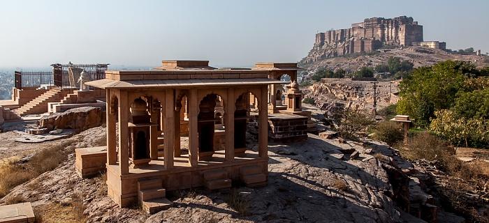 Jodhpur Jaswant Thada  Mehrangarh Fort