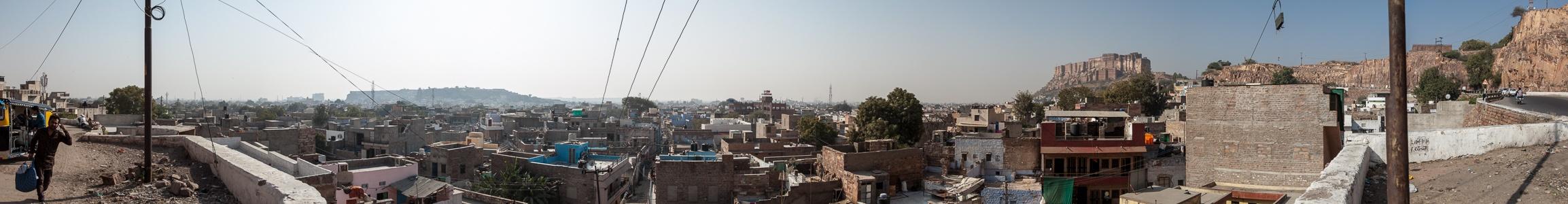 Jodhpur Altstadt Mehrangarh Fort