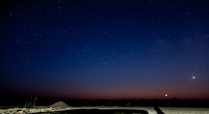 Khuri Wüste Thar (Desert National Park): Sternenhimmel