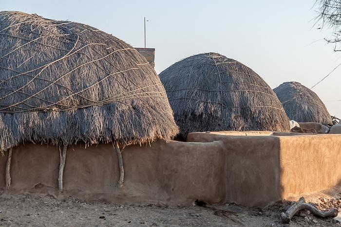 Dhoba Wüste Thar (Desert National Park): Dorf