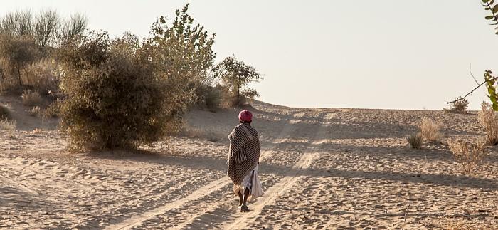 Khuri Wüste Thar (Desert National Park): Sanddünen