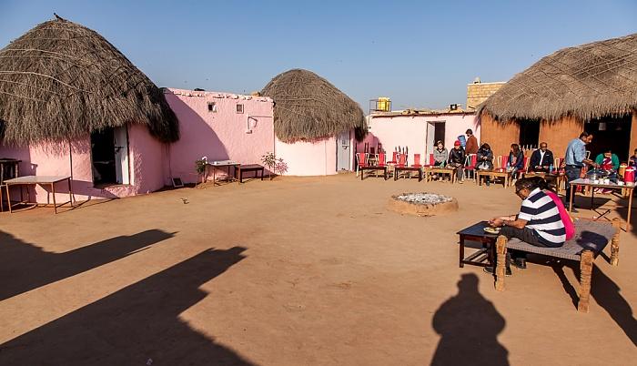 Khuri Wüste Thar (Desert National Park): Registhan Guest House