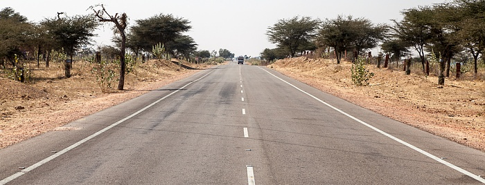 Wüste Thar: National Highway 114