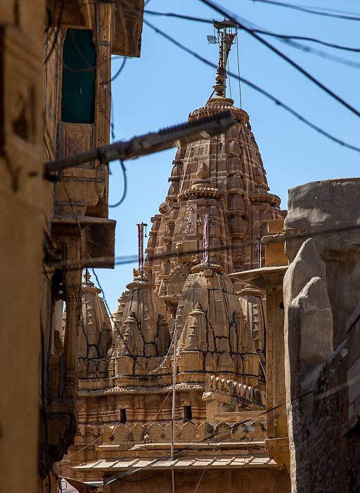 Jaisalmer Fort: Chandraprabhu Jain Temple