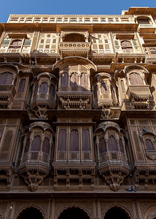 Jaisalmer Altstadt: Patwon ki Haveli
