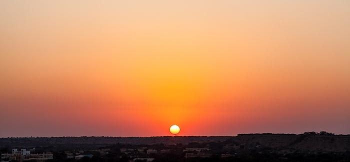 Jaisalmer Vyas Chhatri (Sunset Point)
