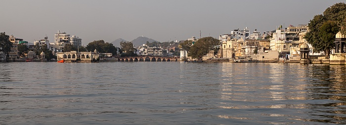 Udaipur Lake Pichola Chand Pole Puliya