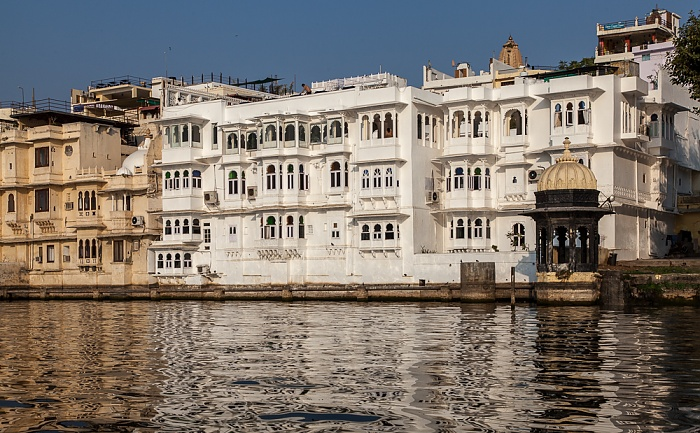 Udaipur Lake Pichola, Jagat Niwas Palace Hotel
