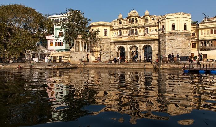 Udaipur Lake Pichola, Gangaur Ghat