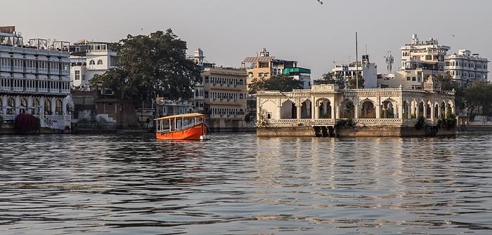 Udaipur Lake Pichola, Mohan Mandir