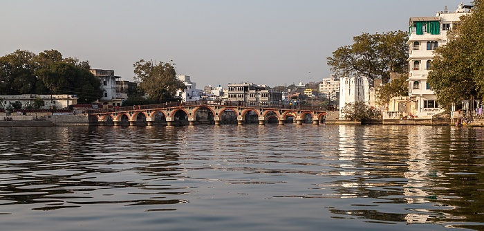 Udaipur Lake Pichola, Chand Pole Puliya