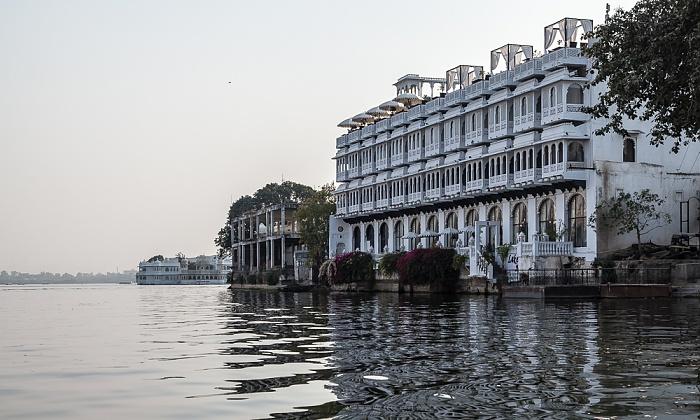 Udaipur Lake Pichola, Hotel Thamla Haveli Lake Palace