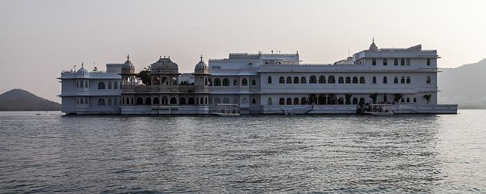 Udaipur Lake Pichola, Lake Palace (Jag Niwas)