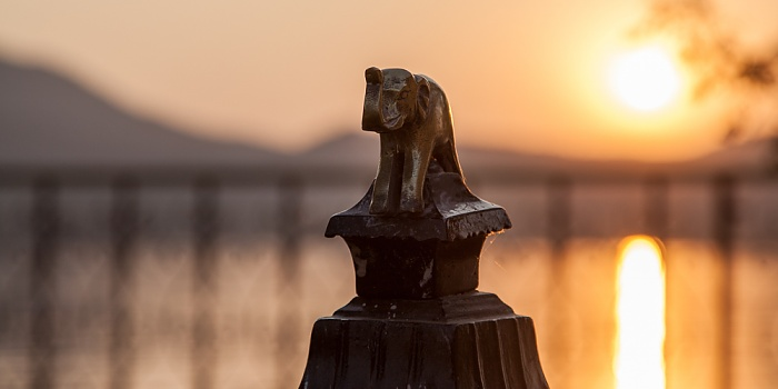 Udaipur Lake Garden Palace (Jag Mandir) Lake Pichola