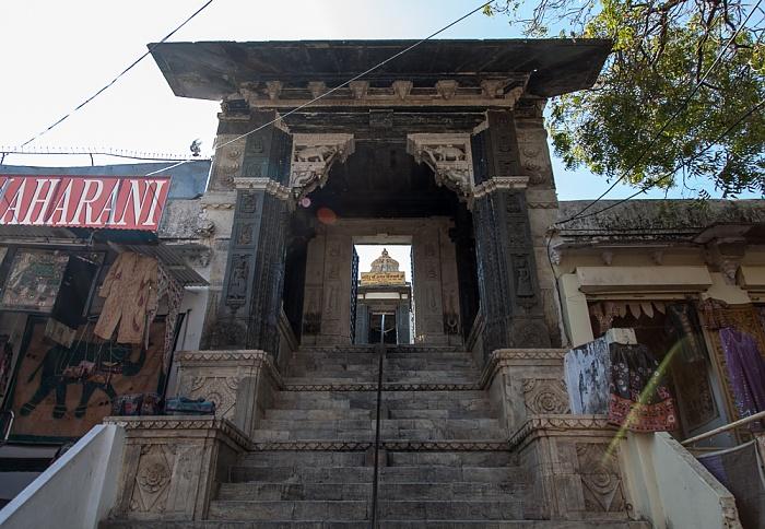 Udaipur Altstadt