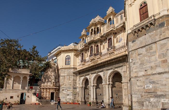 Udaipur Altstadt: Gangaur Ghat