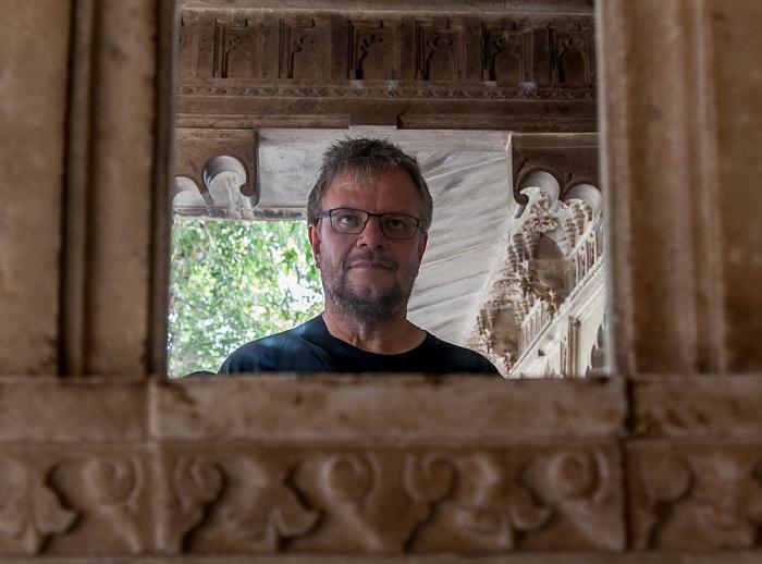 Udaipur City Palace: Jürgen