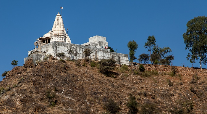 Eklingji Nagahyuda Jain Temple