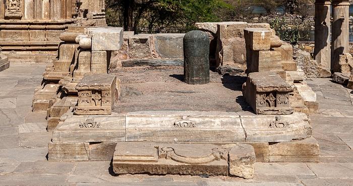 Eklingji Sas Bahu Temple