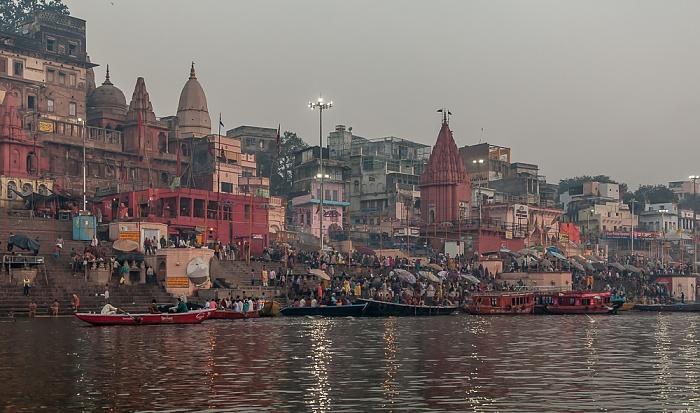 Varanasi Ganges, Ghats: Prayaga Ghat