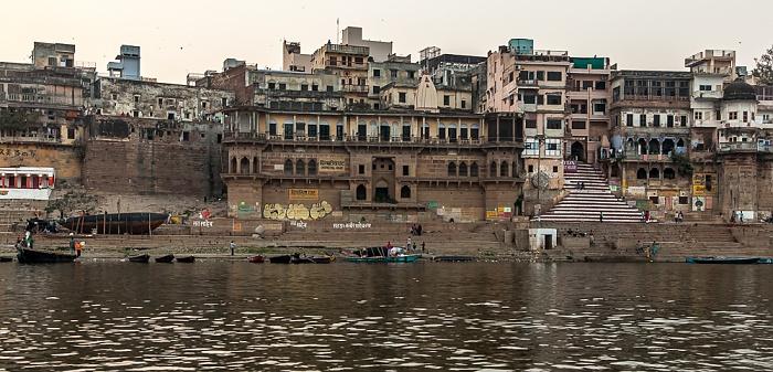 Varanasi Ganges, Ghats: Digpatia Ghat