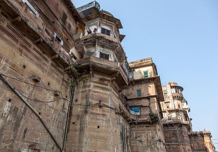 Varanasi Ganges: Rana Mahala Ghat