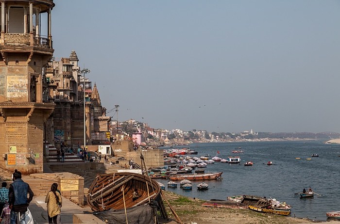 Varanasi Ghats, Ganges