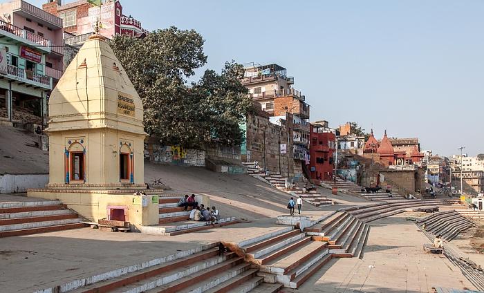 Varanasi Ghats: Manasarovara Ghat