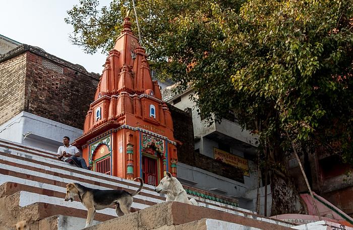 Varanasi Ghats: Prachin Hanuman Ghat