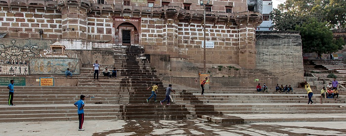 Varanasi Ghats: Shivala Ghat