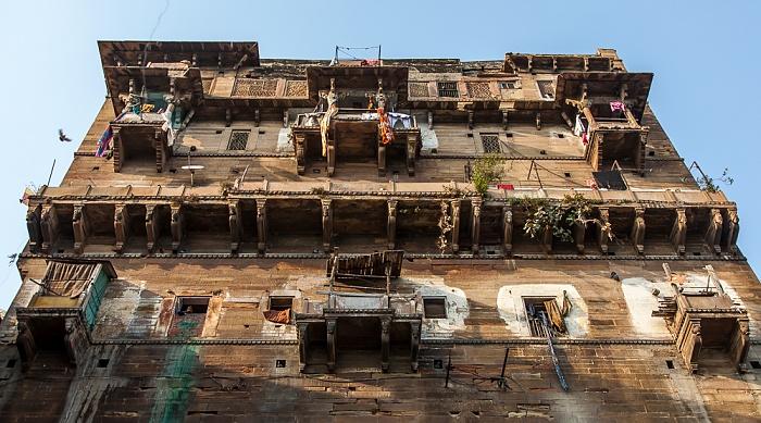 Varanasi Ghats: Mangala Gauri Ghat